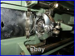 VTG Bradford Sewing Machine Model 7786 WithEXTRAS And carry case