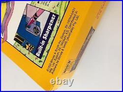 Vintage 1993 Crayola 96 Crayon Case Storage Carrying New