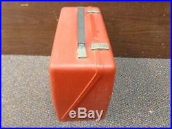 Vintage BERNINA 707 802 807 (not sport) 810 Red Hard Carrying Case Cover