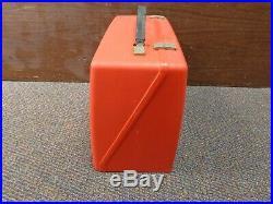 Vintage BERNINA 830 (older style) Red Hard Carrying Case Cover