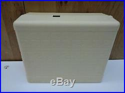 Vintage BERNINA 900 Nova Hard Carrying Case Wraparound Cover Accessories