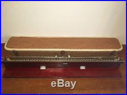 Vintage Hand-e-knit Star P. Knitting Machine With Case And Accessories Japan