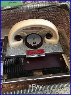 Vintage Knitting Machine KNITKING Model 4500 With Carrying Case