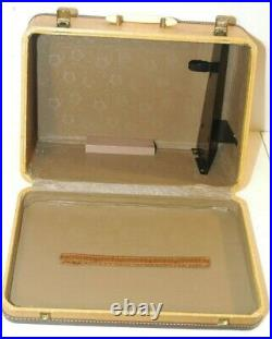 Vintage Original Singer 301A Sewing Machine Trapezoid Carrying Case Case Only