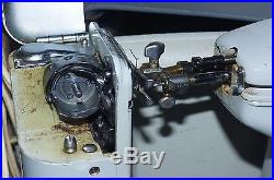 Vintage PFAFF 360 Sewing Machine, Carry Case, running condition, made in Germany