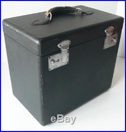 Vintage SINGER carry/storage CASE for FEATHERWEIGHT model 221 sewing machine NR