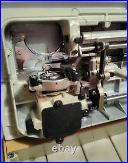 Vintage Sears Kenmore Portable Sewing Machine Model 158-17741 Carry Case