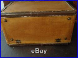 Vintage Singer Sewing Machine 301 401 403 500 503 Trapezoid Carry Case