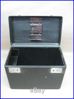 Vtg Singer Featherweight 221 Centennial Sewing Machine Carry Case Only with Key