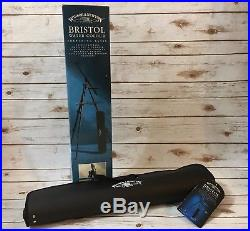 Winsor And Newton Bristol Water Colour Artist Sketching Easel with Carry Case DD