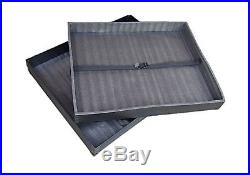 X-Port (30x40x3) Hard Sided Art Shipping & Carrying Case for Poster Boards