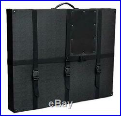 X-Port (30x40x3) Hard Sided Art Shipping Carrying Case for Poster Boards, A